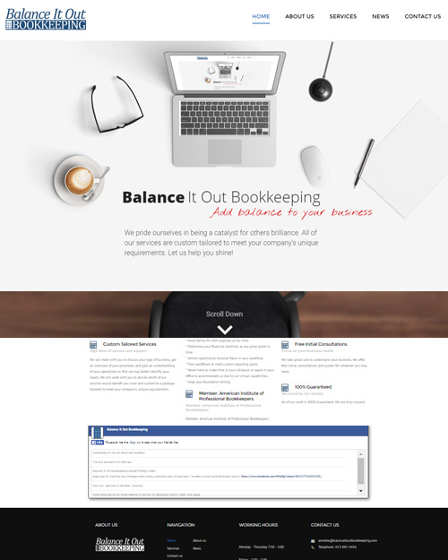 Balance It Out Bookkeeping