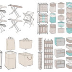 Home Goods Illustrations